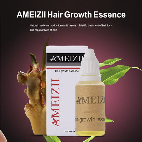 Hair Growth Essence Liquid - Stop hair loss with this miracle essence !