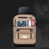 Image of Car Back Seat Storage Organizer: Keep you car always clean and tidy