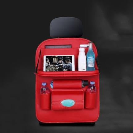 Car Back Seat Storage Organizer: Keep you car always clean and tidy