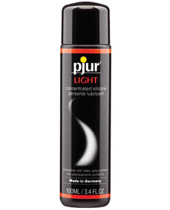 Pjur Original Light Silicone Personal Lubricant - 100 ml Bottle | Lavish Sex Toys
