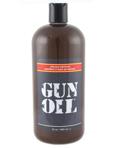 Gun Oil - 32 oz | Lavish Sex Toys