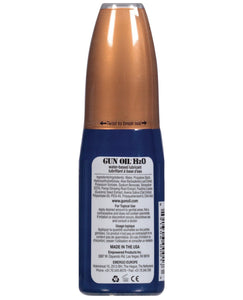 Gun Oil H2O - 2 oz | Lavish Sex Toys