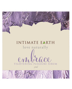 Intimate Earth Embrace Vaginal Tightening Gel - 3 ml Foil | Lavish Sex Toys