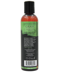 Intimate Earth Grass Massage Oil - 120 ml | Lavish Sex Toys