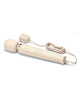 Le Wand Powerful Plug-In Vibrating Massager - Cream