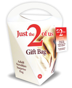 Just the 2 of Us Gift Bag | Lavish Sex Toys