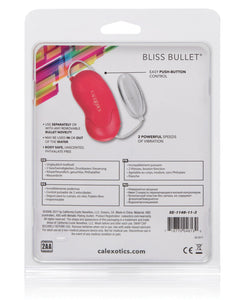 Bliss Bullet - Red | Lavish Sex Toys