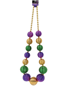 Jumbo Mardi Gras Beads - by sassigirl | Lavish Sex Toys