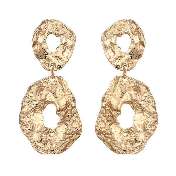Darcey Chunky Drop Earrings - Mad Jade