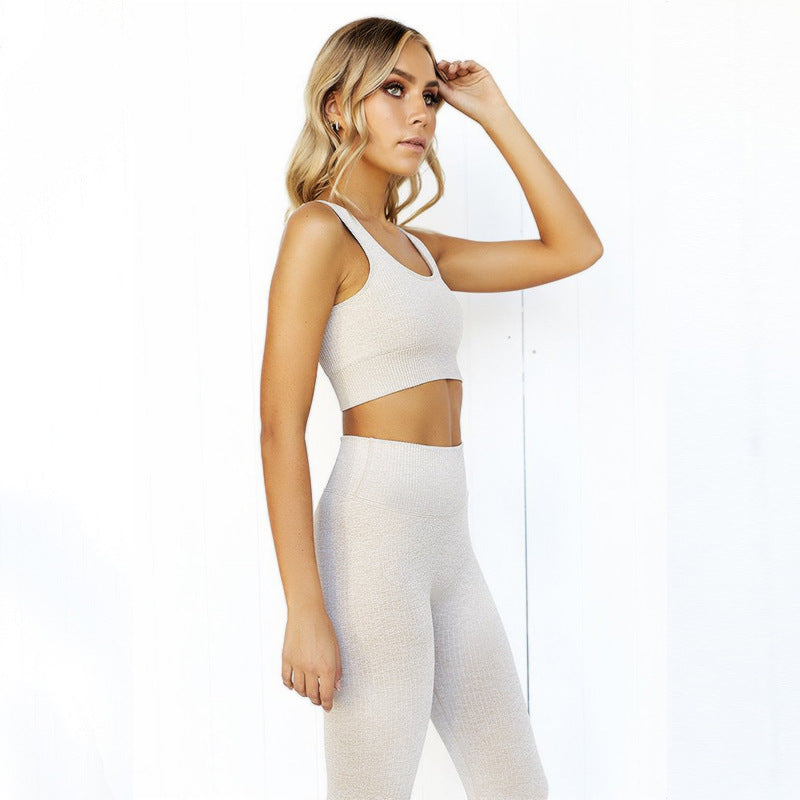 The Self Love Seamless Tank and Leggings