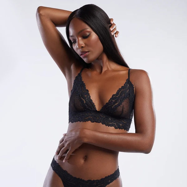 Vicky Soft Feel Lace Bralette