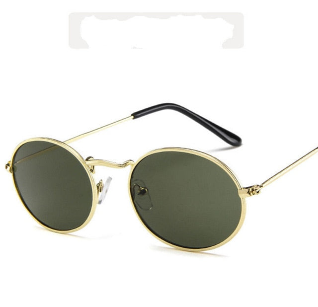 Julia Round Sunglasses