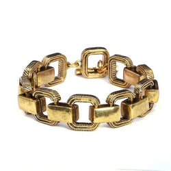 Catherine Chain Gold Bracelet