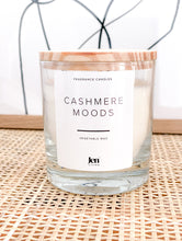 Laden Sie das Bild in den Galerie-Viewer, JenLiving® CASHMERE MOODS Fragrance Candle