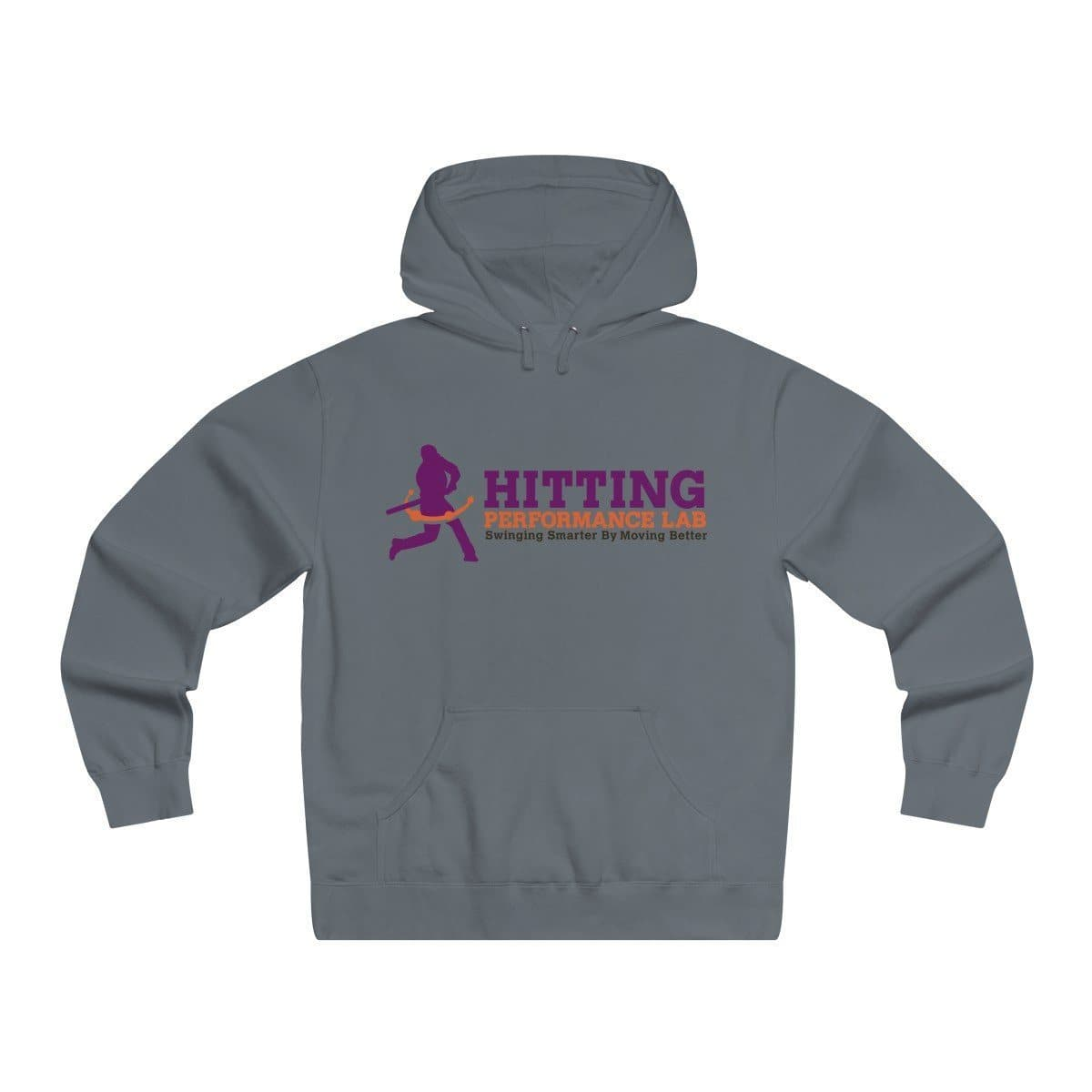 Men's Lightweight Pullover Hooded Sweatshirt w/ Hitting Performance Lab Logo