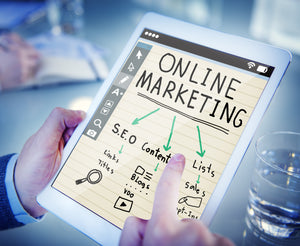 Online Marketing March 12 2018