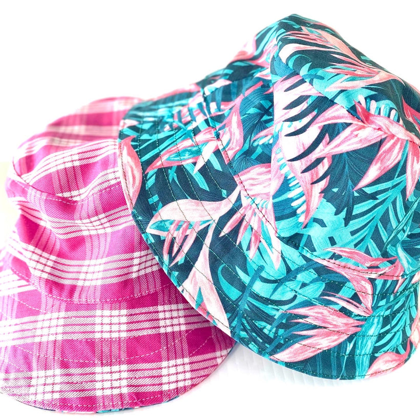 REVERSIBLE Bucket Hats 20% off SUPAFLY20