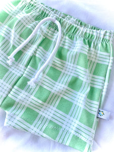 Palaka shorts-green