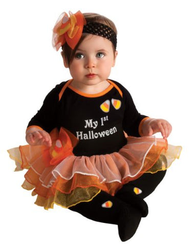 ef9e9a8f34b Rubie s Costume My First Halloween Tutu And Onesie