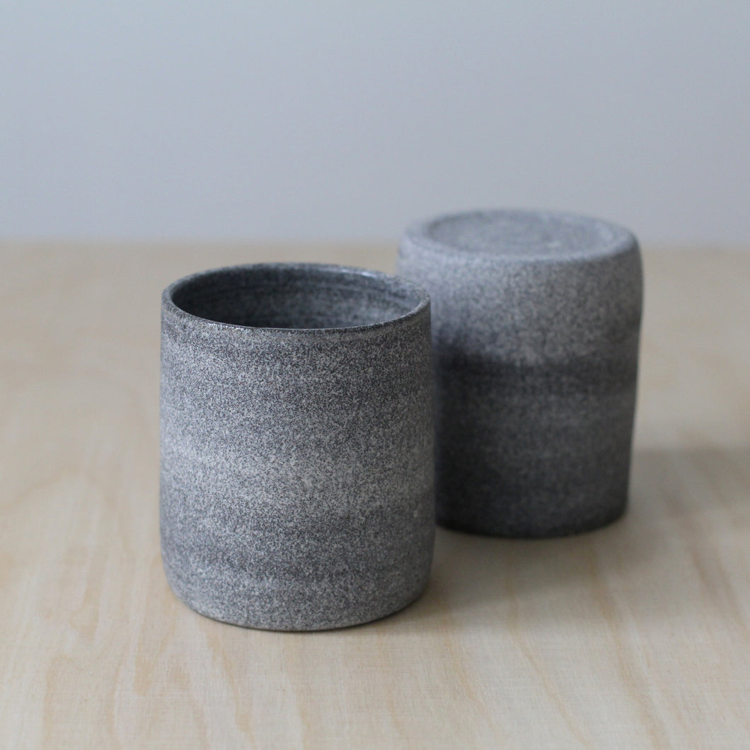 Stone Whiskey Cup Set