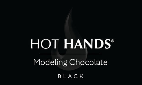 HOT HANDS COCOA BLACK Modeling Chocolate