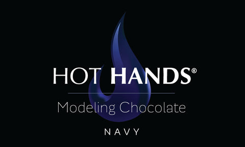 HOT HANDS Navy Modeling Chocolate