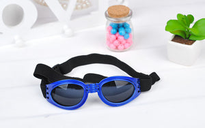 Super-Star Doggie Sunglasses with Shatterproof Lenses - The Uppity Puppy
