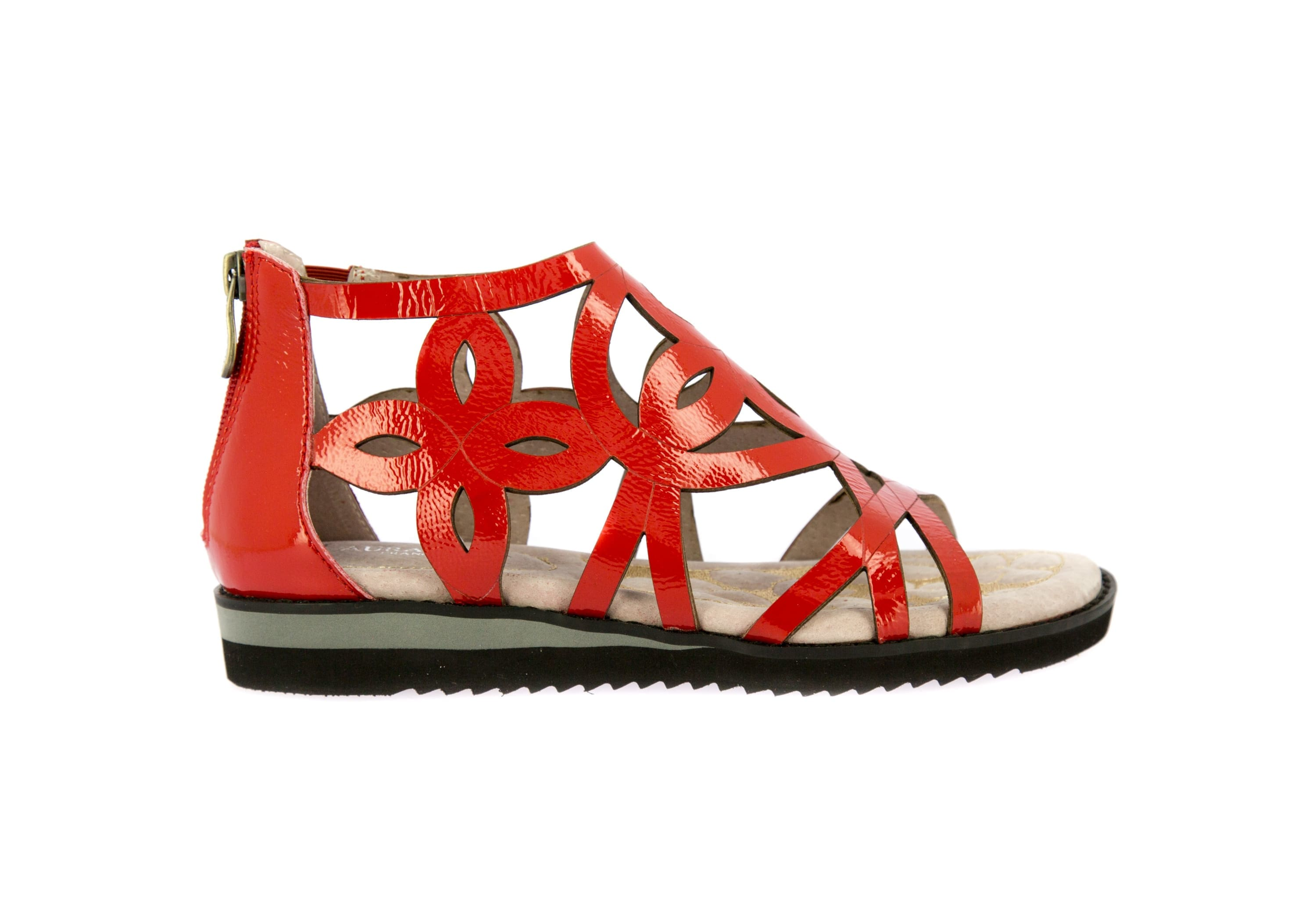 Chaussure FECLICIEO079 - 35 / RED - Sandale
