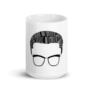Malcolm X - Truth and Justice Mug