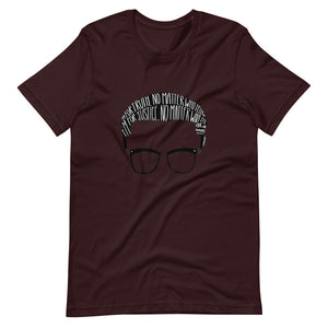 Malcolm X - Truth and Justice Tee