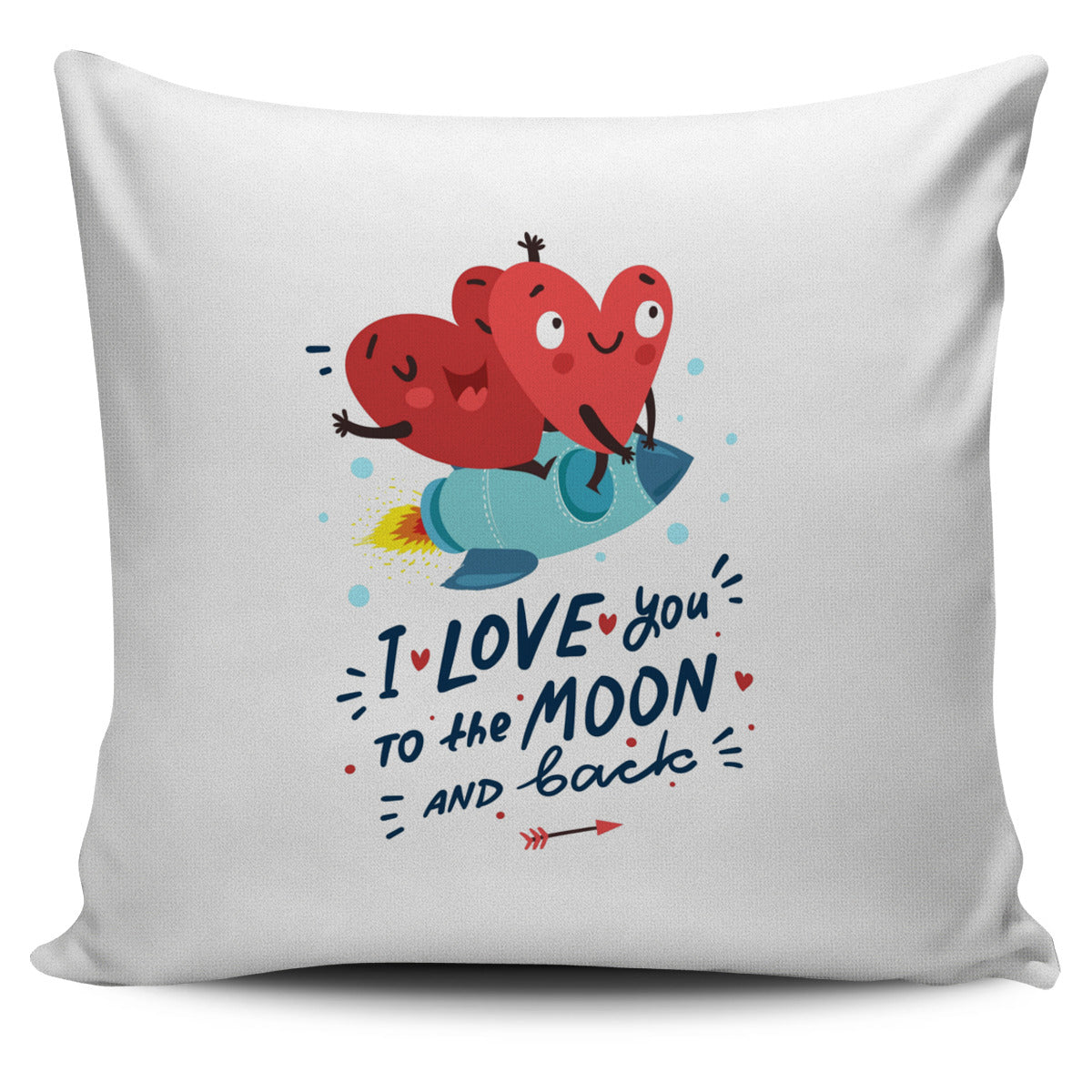 Love you to Moon