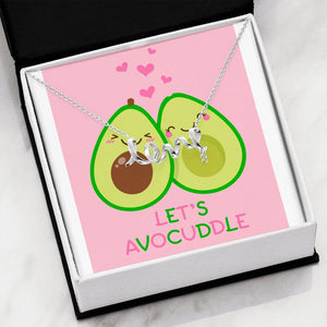 Avocuddle - Love Necklace