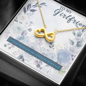 INFINITY LOVE girlfriend JEWELLERY BOX