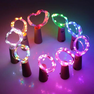 Wine Bottle Cork Lights - SPECIAL OFFER