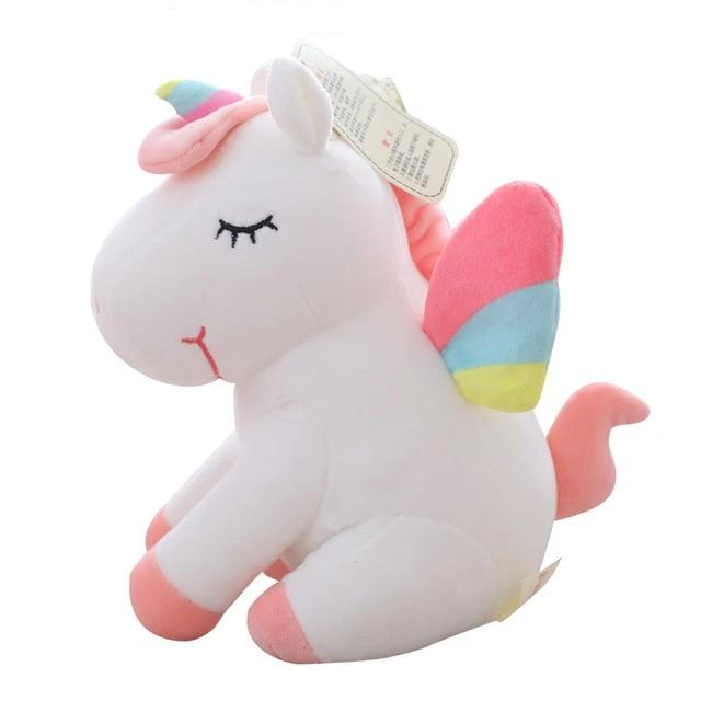 Rainbow  Unicorn Plush Toy