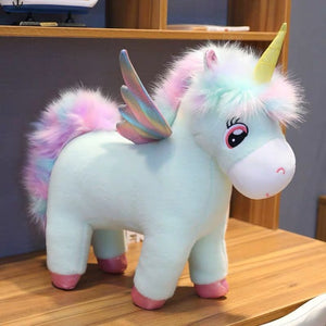 Rainbow Wings Horse Toys