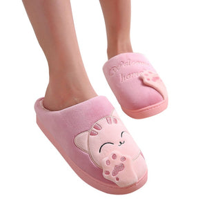 Home Cat Slippers