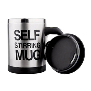 Automatic Stirring Coffee Mug