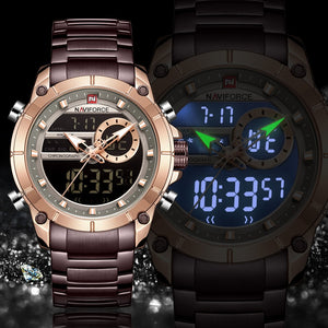 Men's Sports Military Watches