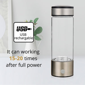 Ultra Detoxifier Bottle Water
