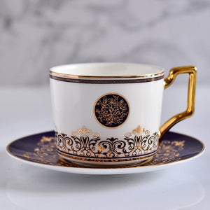 Antique Luxury Coffee Cup