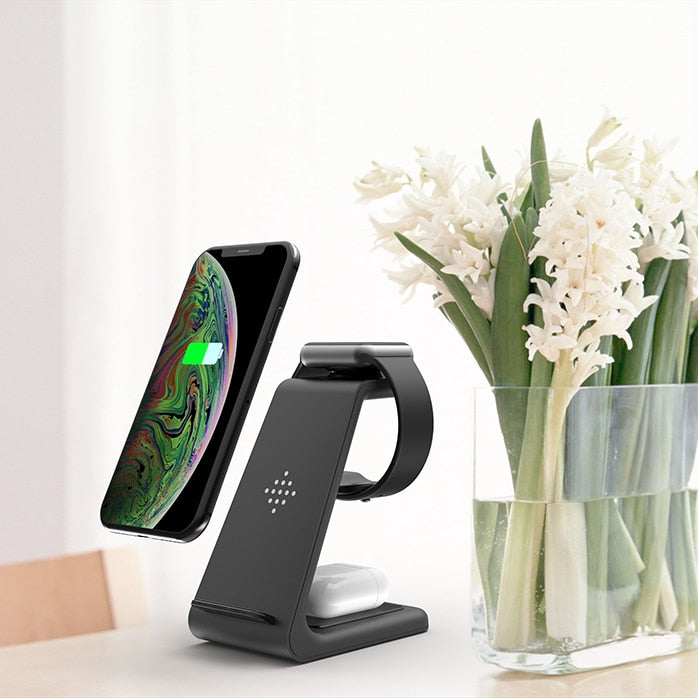 Wireless Charge Station