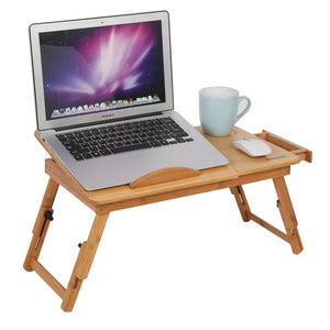 Adjustable Bed laptop stand