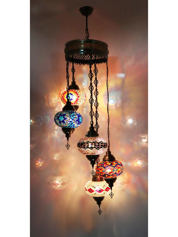 Amazing  turkish  lamp