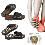 Acupressure Therapy Slippers| acupuncture slippers for ladies |best acupressure slippers-alovico.com