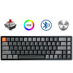 Wireless USB Bluetooth Gaming Mechanical Keyboard