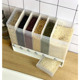 Automatic Plastic Cereal Dispenser