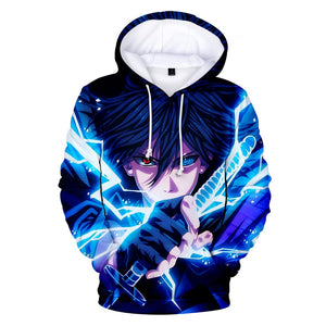 3D Naruto  Men women Hoodies