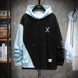 Colorblocked  Fashion Sweatshirts