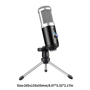 Podcast Recording Instrument  Microphone